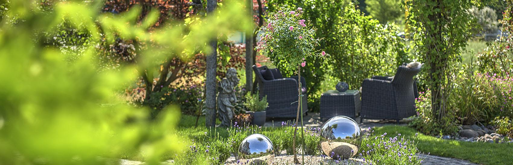 Amstutz Gartenbau AG, Gartenplanung, Gartenbau