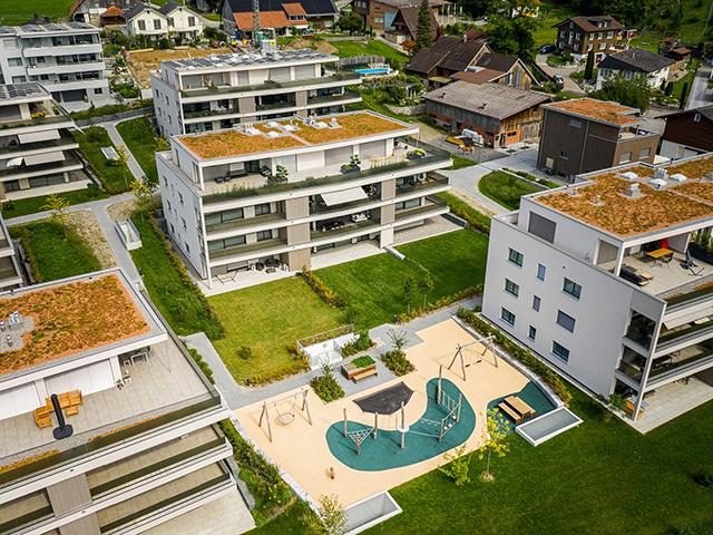 Amstutz Gartenbau AG, Grossbaustellen, Gelfingen